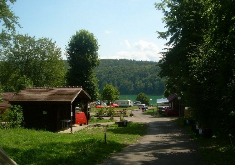 Camping de Narlay Camping acceptant les chiens ok chien Le Frasnois