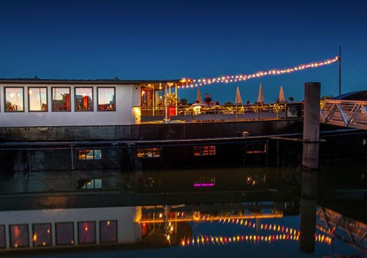Le Piano Barge Restaurants ok chien Vannes