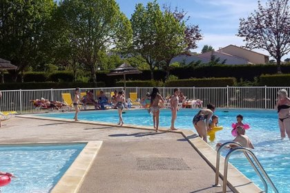 Camping le Nauzan Plage - Flower Campings Camping acceptant les chiens ok chien Vaux sur Mer