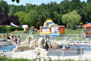 Camping Les Granges -  Flower Campings Camping acceptant les chiens ok chien Luynes